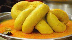Gulai Tambusu, Makanan Khas Sumatera Barat