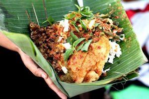 Nasi Pecel Makanan Khas Semarang Wajib Dicoba