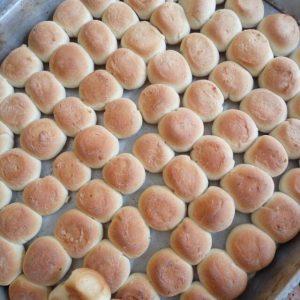 Makanan Khas Palembang, Roti Koing